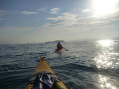Sea Kayak Tour - The Tollgate Islands Batemans Bay